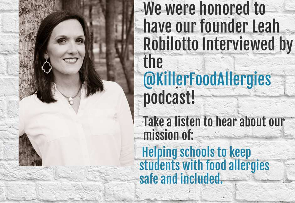 Our Founder Shares Her Mission on Killer Food Allergies Podcast