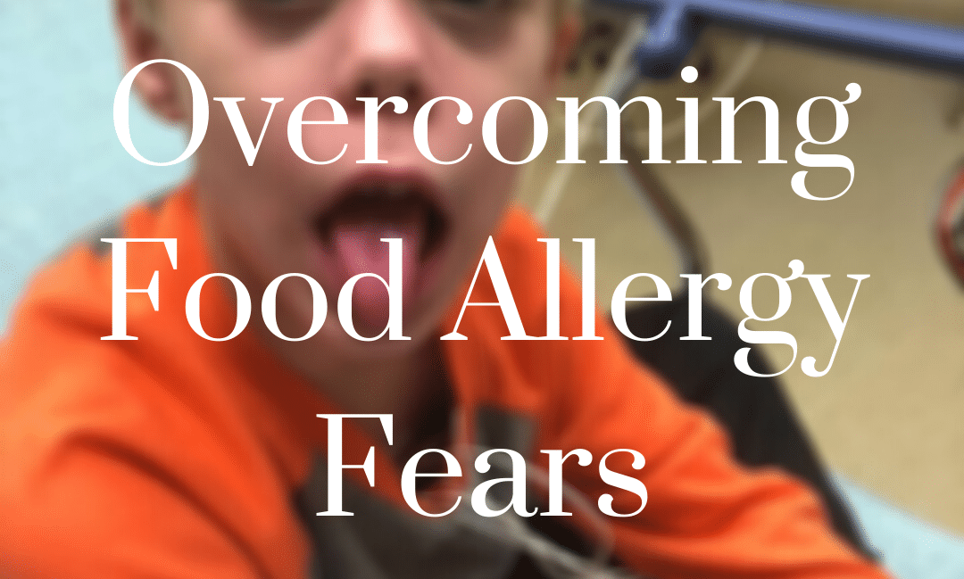 Overcoming Food Allergy Fears: A Parent's Perspective